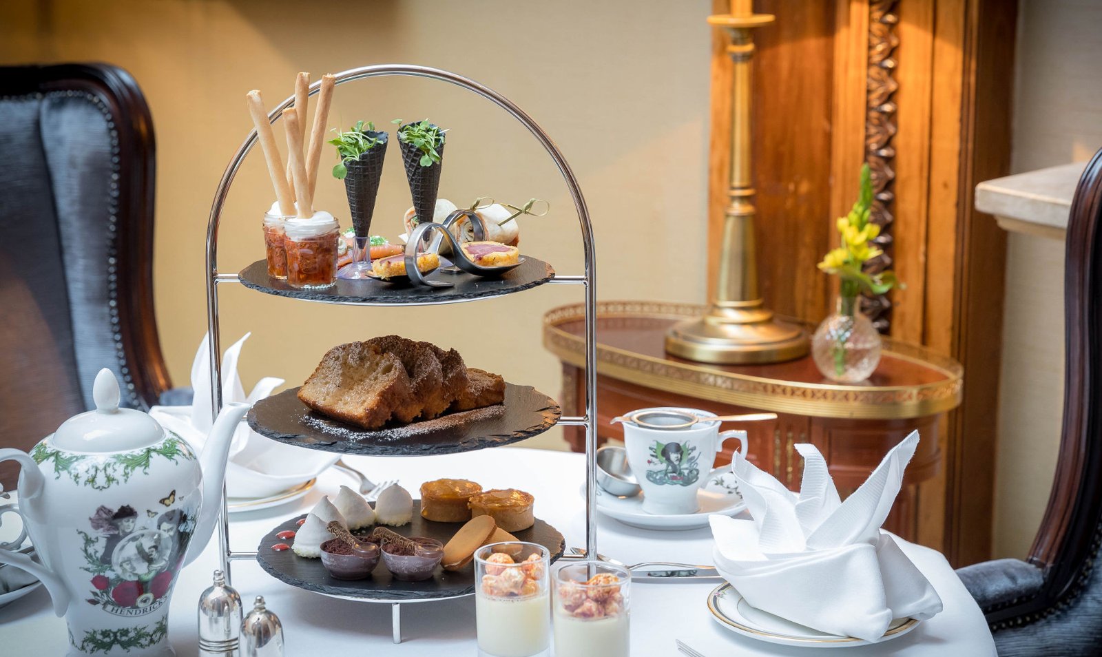Afternoon Tea at the westin dublin