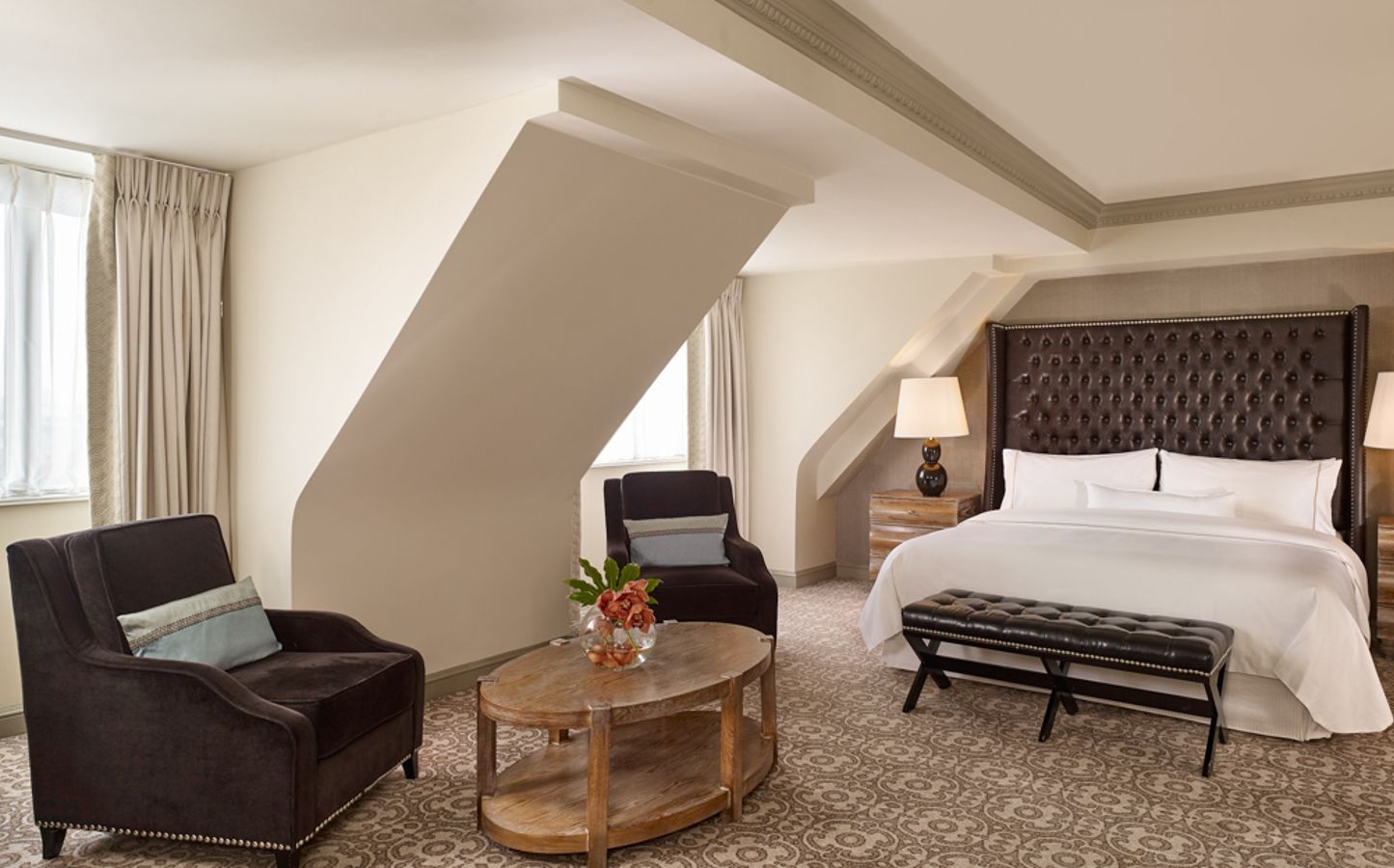 The Westin Dublin Writer Rooms | Official Website | Best Rate Guaranteed